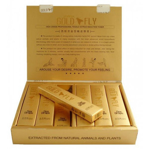 Золотая шпанская мушка (для женщин) 5 мл (Spanish Gold Fly) 1 пакетик
