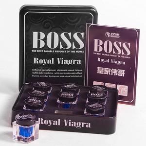Boss Royal Viagra (для мужчин) 1 таблетка
