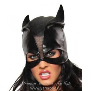"""Шлем-маска """"Black Cat"""""""