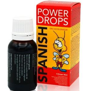 Капли для двоих Spanish Power Drops 15 ml