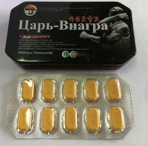 Царь-Виагра для мужчин 1 таблетка