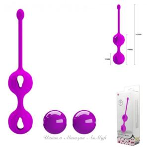 Вагинальные шарики Pretty Love Kegel Tighten up II , BI-014491