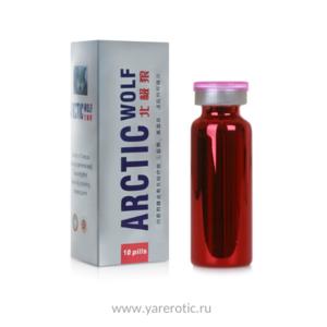 Арктический волк Arctic Wolf препарат для потенции 1 шт